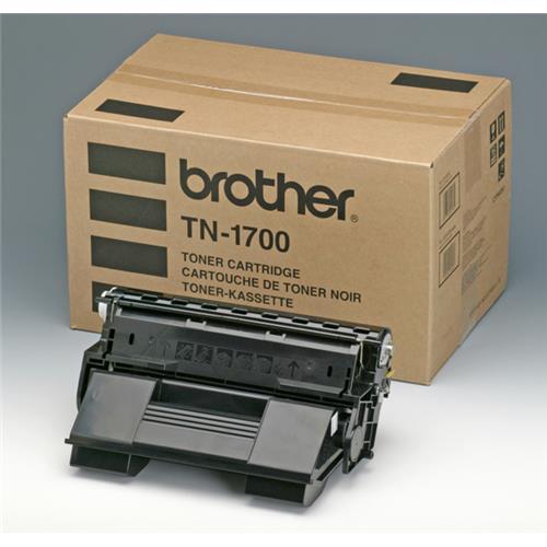 Foto Brother TN-1700 Cartuccia Originale nero Laser