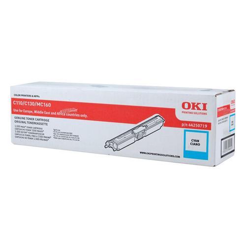 Foto OKI 44250719 Toner Originale ciano Laser
