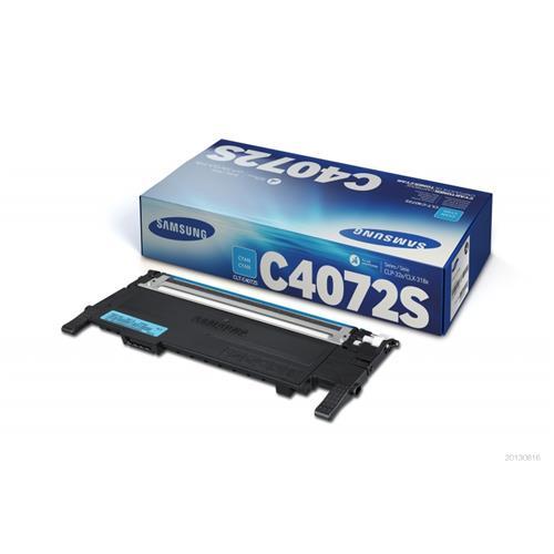 Foto Samsung CLT-C4072S/ELS Toner Originale ciano Laser