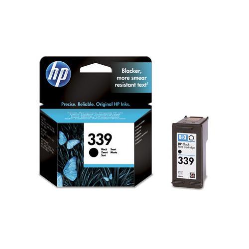Foto HP 339 Cartuccia Originale nero C8767EE Inkjet