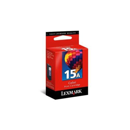 Foto Lexmark 18C2100E Cartuccia Originale colore Inkjet