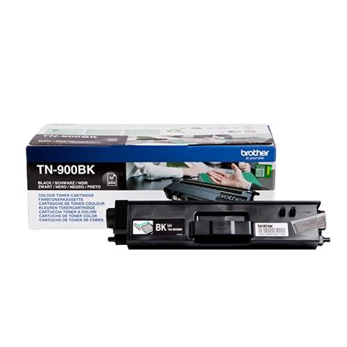 Foto Originale Brother TN-900BK Toner altissima resa nero Laser