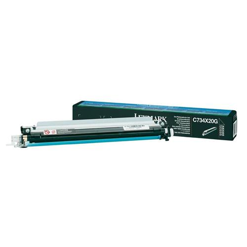 Foto Originale Lexmark C734X20G Fotoconduttore nero Laser