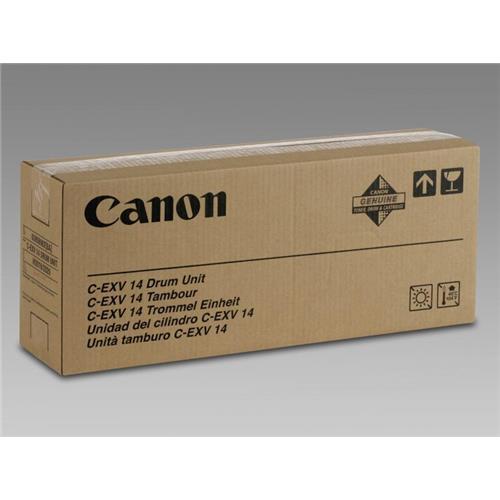 Foto Originale Canon 0385B002BA Tamburo C-EXV14 nero Laser-Copy