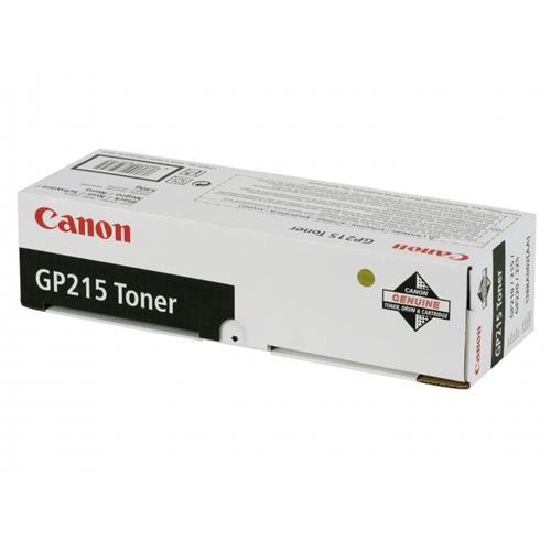 Foto Canon GP215 Toner Originale nero 1388A002 Laser-Copy