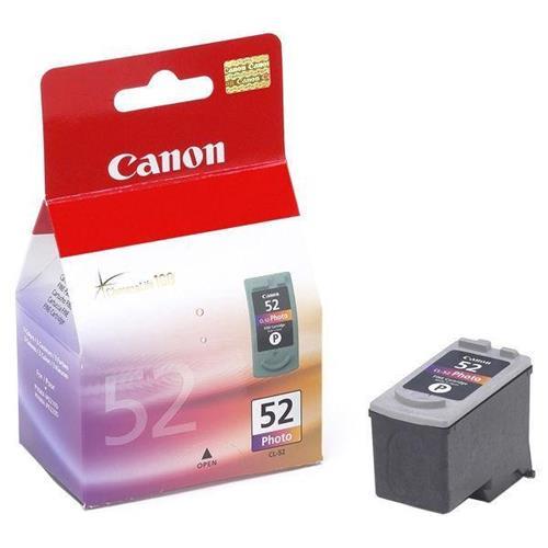 Foto Canon CL-52 FOTO Cartuccia Originale colore 0619B001 Inkjet