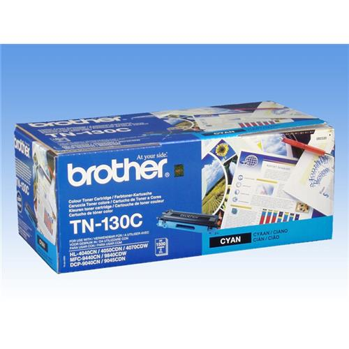 Foto Brother TN130C Toner Originale ciano Laser
