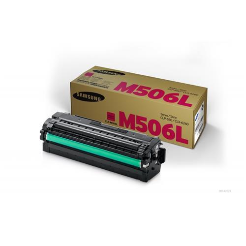 Foto Samsung CLT-M506L/ELS Toner Originale magenta Laser