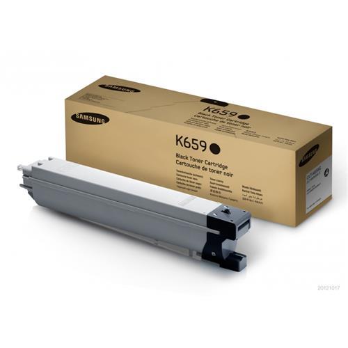 Foto Samsung CLT-K659S/ELS Toner Originale ciano magenta giallo Laser