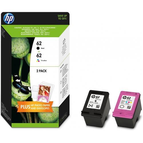 Foto Orig HP N9J71AE Cartuccia nero/ciano/magenta/giallo - conf. 2 Inkjet