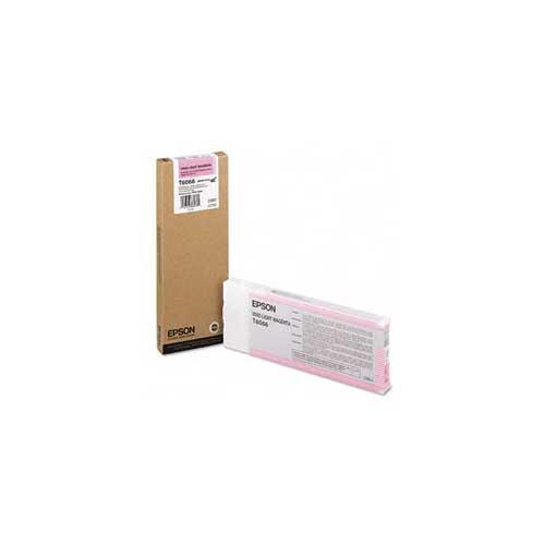 Foto Epson C13T606600 Cartuccia Originale magenta chiaro Inkjet