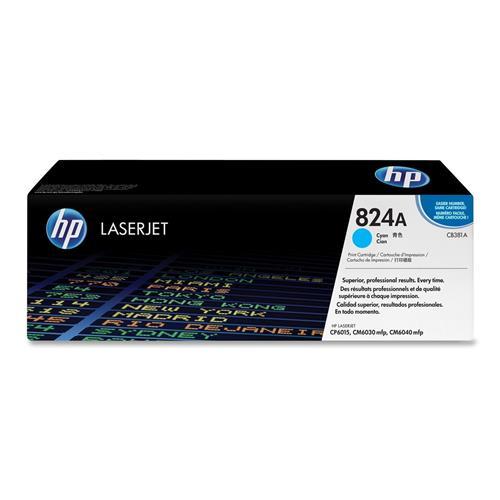 Foto HP CB381A Toner Originale ciano Laser