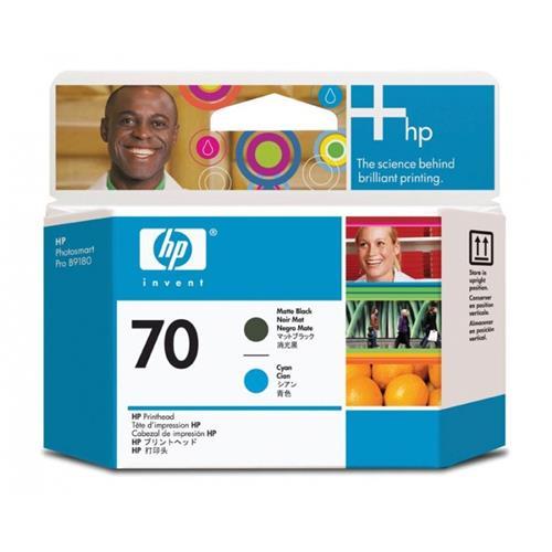 Foto HP C9404A Cartuccia Originale nero Inkjet