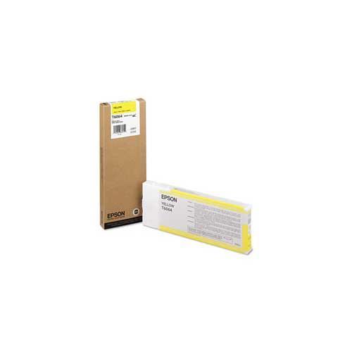 Foto Epson C13T606400 Cartuccia Originale giallo Inkjet