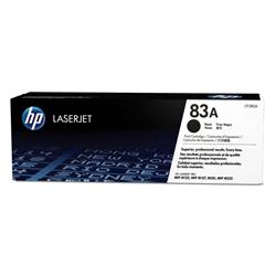 Originale HP CF283A Toner 83A nero