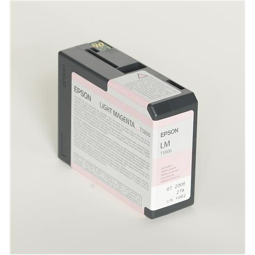 Foto Epson C13T580600 Cartuccia Originale magenta chiaro Inkjet