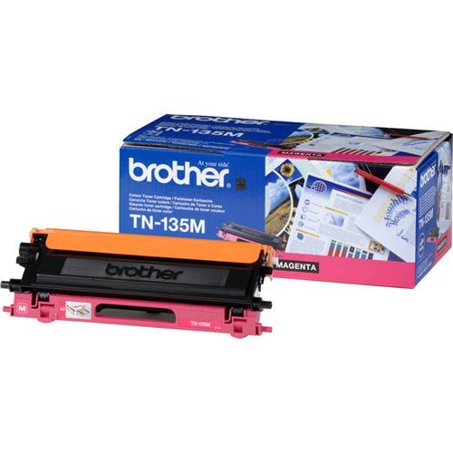 Foto Brother TN135M Toner Originale magenta Laser