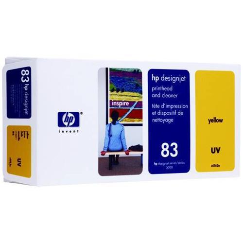 Foto HP C4963A Cartuccia Originale giallo Inkjet