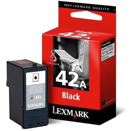 Foto Lexmark 18Y0342E Cartuccia Originale nero Inkjet