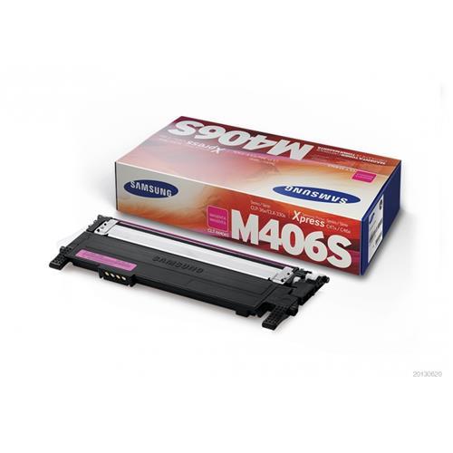 Foto Samsung CLT-M406S/ELS Toner Originale magenta Laser