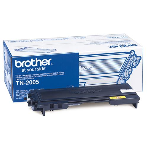 Foto Brother TN-2005 Toner Originale nero Laser