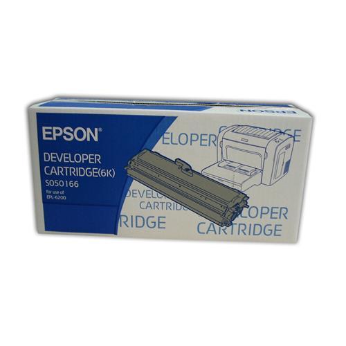Foto Epson C13S050166 Toner Originale nero Laser
