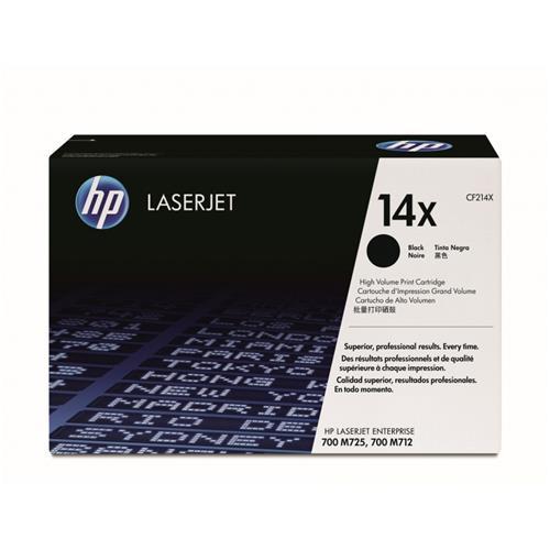 Foto HP CF214X Toner Originale nero Laser