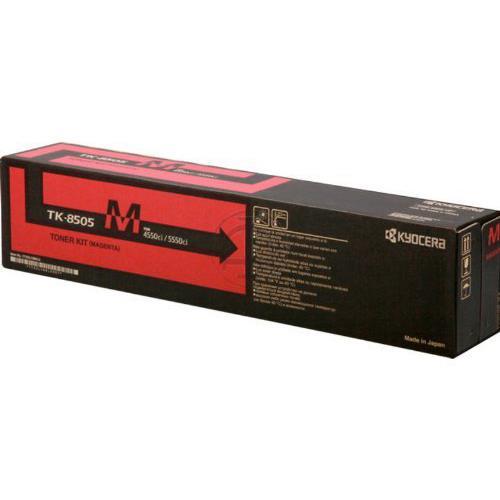 Foto Originale Kyocera 1T02LCBNL0 Toner TK-8505M magenta Laser
