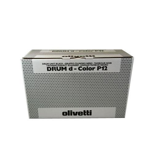 Foto Originale Olivetti B0459 Tamburo nero Laser