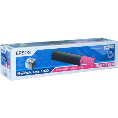 Foto Epson C13S050188 Toner Originale magenta Laser