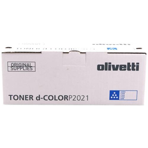 Foto Olivetti B0953 Toner Originale ciano Laser