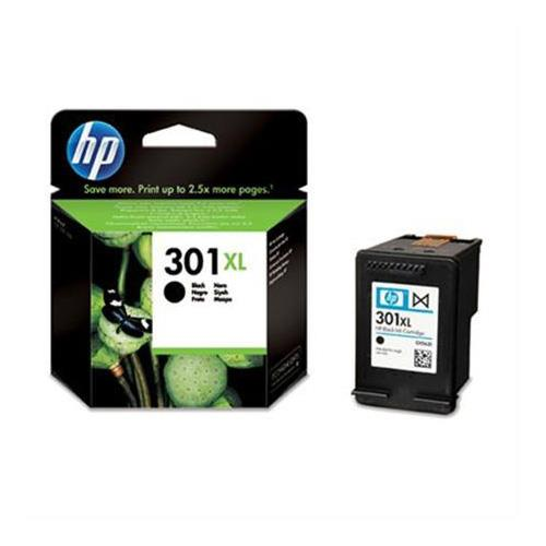 Foto HP 301XL Cartuccia Originale nero CH563EE Inkjet