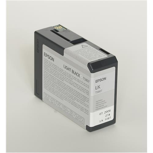 Foto Epson C13T580700 Cartuccia Originale nero Inkjet