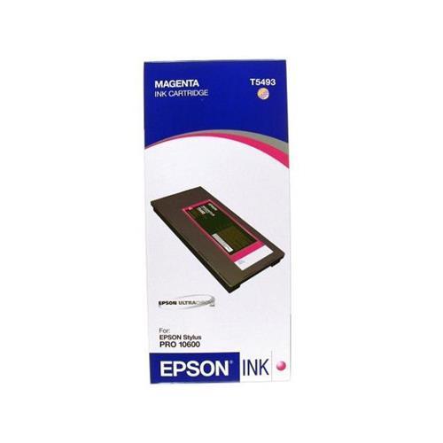 Foto Epson C13T549300 Cartuccia Originale magenta Inkjet