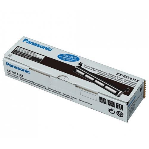 Foto Panasonic KX-FAT411X Toner Originale nero Laser