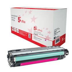 5 Star Office Remanufactured Laser Toner Cartridge Page Life 7300pp Magenta [HP 307A CE743A Alternative]
