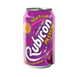 Rubicon Passionfruit Drink Can 330ml Ref 1418432 [Pack 24]