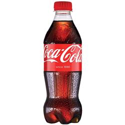 Coca-Cola Coke Drink Bottle 500ml Ref 0402036 [Pack 24]