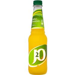 J2O Apple & Mango Drink 330ml Ref 0402043 [Pack 24]