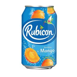 Rubicon Mango Drink Can 330ml Ref 1414132 [Pack 24]