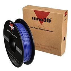 Inno3D PLA Filament for 3D Printer 1.75x200mm Blue Ref 3DPFP175BL05