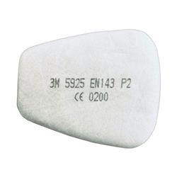 Image of 3M 5925 P2R Particulate Filter (1 Pair) - 5925