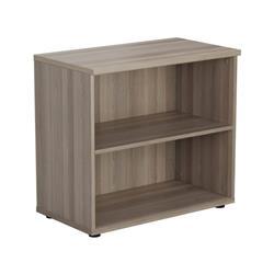 Mezzo Desk High Book Case - Grey Oak Ref TES745GO