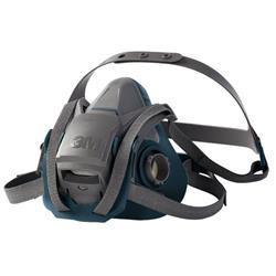 Image of 3M 6501Ql Reusable Half Mask M - 6502QL