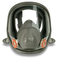 Image of 3M 6000 Series Full Face Mask M - 3M6800S