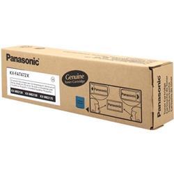Panasonic KX-FAT472X Toner Kit (Yield 2,000 Pages) Black