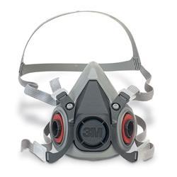 Image of 3M 6000 Series Half Mask M - 3M6200M