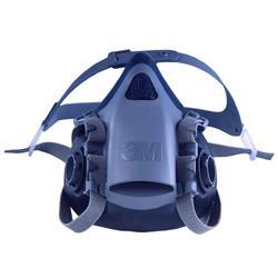 Image of 3M 7502 Med Silicone Half Mask L - 7503