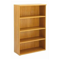 Regent Tall Bookcase - Light Walnut - TR1640LW