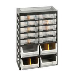 Barton Multi Drawer Basic 21 Cab (Pack of 2) 947-458140
